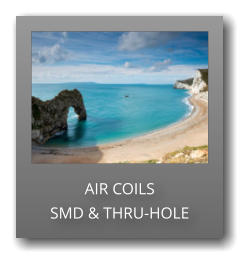 AIR COILS SMD & THRU-HOLE